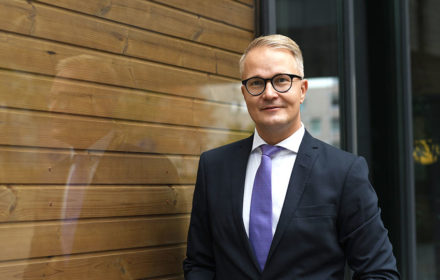 POP Pankkiliiton toimitusjohtaja Pekka Lemettinen